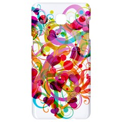 Abstract Colorful Heart Samsung C9 Pro Hardshell Case  by BangZart