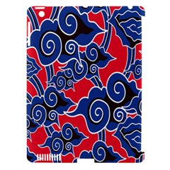 Batik Background Vector Apple Ipad 3/4 Hardshell Case (compatible With Smart Cover) by BangZart