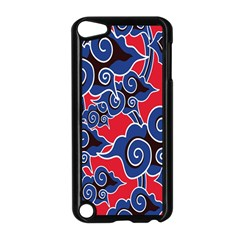 Batik Background Vector Apple Ipod Touch 5 Case (black) by BangZart