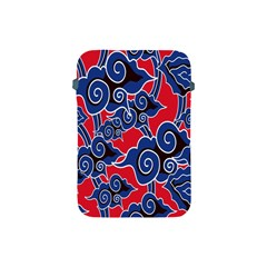Batik Background Vector Apple Ipad Mini Protective Soft Cases by BangZart