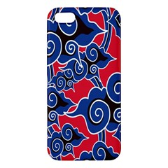 Batik Background Vector Iphone 5s/ Se Premium Hardshell Case by BangZart