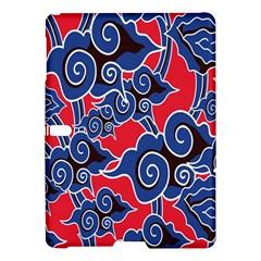 Batik Background Vector Samsung Galaxy Tab S (10 5 ) Hardshell Case  by BangZart