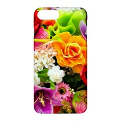 Colorful Flowers Apple Iphone 7 Plus Hardshell Case