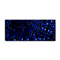 Blue Circuit Technology Image Cosmetic Storage Cases