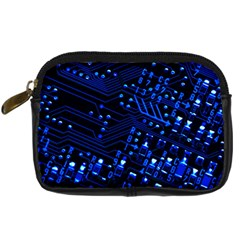 Blue Circuit Technology Image Digital Camera Cases