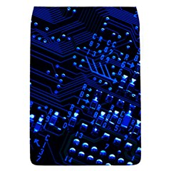 Blue Circuit Technology Image Flap Covers (s)  by BangZart
