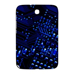 Blue Circuit Technology Image Samsung Galaxy Note 8 0 N5100 Hardshell Case