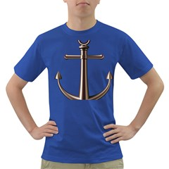 Anchor Dark T Shirt