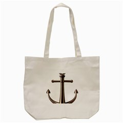 Anchor Tote Bag (cream) by BangZart
