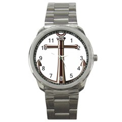 Anchor Sport Metal Watch