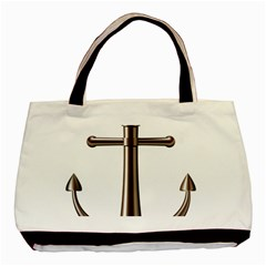 Anchor Basic Tote Bag by BangZart