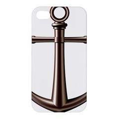 Anchor Apple Iphone 4/4s Hardshell Case by BangZart
