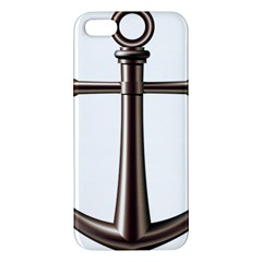 Anchor Iphone 5s/ Se Premium Hardshell Case by BangZart