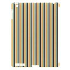 Elegant Stripes Apple Ipad 3/4 Hardshell Case (compatible With Smart Cover) by Colorfulart23