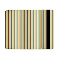 Elegant Stripes Samsung Galaxy Tab Pro 8 4  Flip Case by Colorfulart23