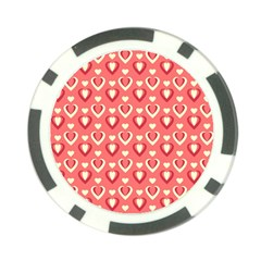9 Poker Chip Card Guard (10 Pack) by Colorfulart23