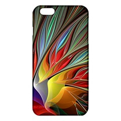 Fractal Bird Of Paradise Iphone 6 Plus/6s Plus Tpu Case by WolfepawFractals