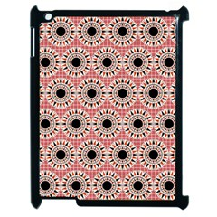 Black Stars Pattern Apple Ipad 2 Case (black) by linceazul