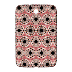 Black Stars Pattern Samsung Galaxy Note 8 0 N5100 Hardshell Case  by linceazul