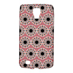Black Stars Pattern Galaxy S4 Active by linceazul