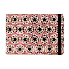 Black Stars Pattern Ipad Mini 2 Flip Cases by linceazul