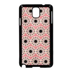 Black Stars Pattern Samsung Galaxy Note 3 Neo Hardshell Case (black) by linceazul