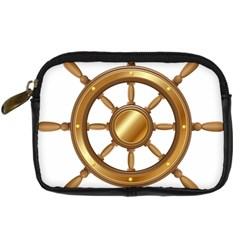Boat Wheel Transparent Clip Art Digital Camera Cases by BangZart