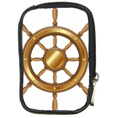 Boat Wheel Transparent Clip Art Compact Camera Cases by BangZart