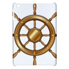 Boat Wheel Transparent Clip Art Apple Ipad Mini Hardshell Case by BangZart