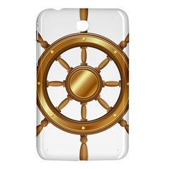 Boat Wheel Transparent Clip Art Samsung Galaxy Tab 3 (7 ) P3200 Hardshell Case  by BangZart