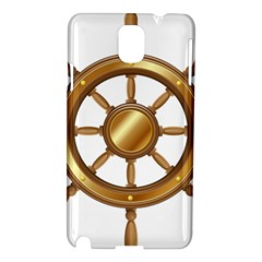 Boat Wheel Transparent Clip Art Samsung Galaxy Note 3 N9005 Hardshell Case