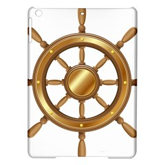 Boat Wheel Transparent Clip Art Ipad Air Hardshell Cases