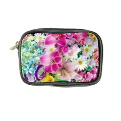 Colorful Flowers Patterns Coin Purse by BangZart