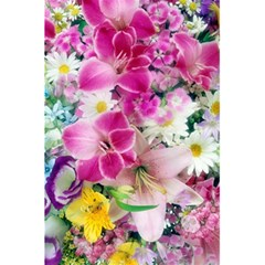 Colorful Flowers Patterns 5 5  X 8 5  Notebooks by BangZart
