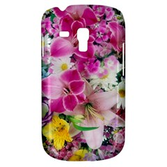Colorful Flowers Patterns Galaxy S3 Mini by BangZart