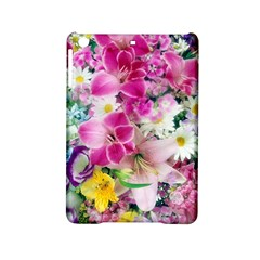 Colorful Flowers Patterns Ipad Mini 2 Hardshell Cases by BangZart