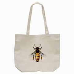 Bee Tote Bag (cream)