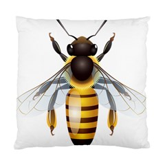 Bee Standard Cushion Case (two Sides) by BangZart
