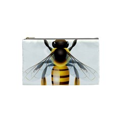 Bee Cosmetic Bag (small)  by BangZart