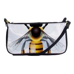 Bee Shoulder Clutch Bags