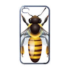 Bee Apple Iphone 4 Case (black) by BangZart