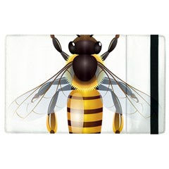 Bee Apple Ipad 2 Flip Case by BangZart