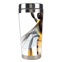 Bee Stainless Steel Travel Tumblers by BangZart