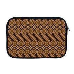 Batik The Traditional Fabric Apple Macbook Pro 17  Zipper Case