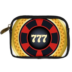 Casino Chip Clip Art Digital Camera Cases