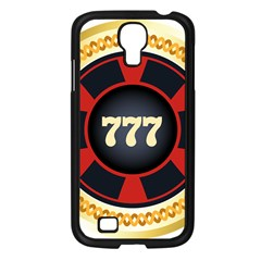 Casino Chip Clip Art Samsung Galaxy S4 I9500/ I9505 Case (black) by BangZart