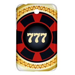 Casino Chip Clip Art Samsung Galaxy Tab 3 (7 ) P3200 Hardshell Case  by BangZart
