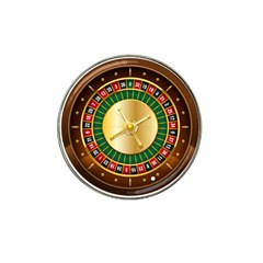 Casino Roulette Clipart Hat Clip Ball Marker (4 Pack) by BangZart