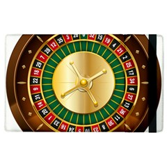Casino Roulette Clipart Apple Ipad 2 Flip Case by BangZart