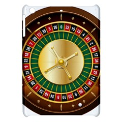 Casino Roulette Clipart Apple Ipad Mini Hardshell Case by BangZart